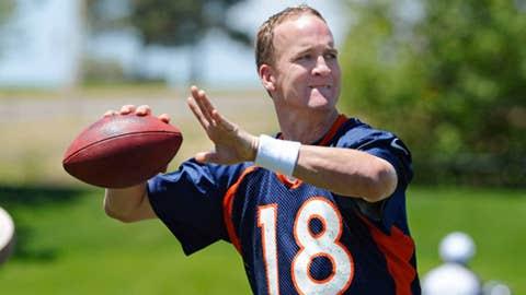 Peyton Manning, Broncos