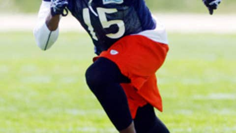 Brandon Marshall, Bears