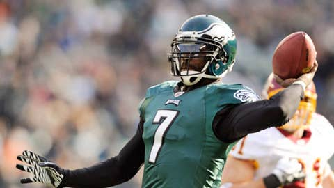Michael Vick, Eagles