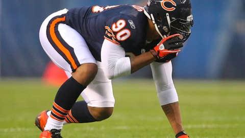 17. Julius Peppers, DE, Bears