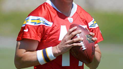 No. 40: Philip Rivers, QB, Chargers
