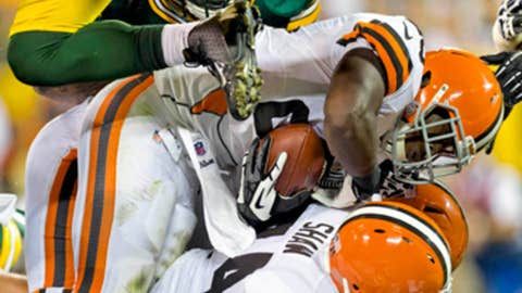 December 10: Green Bay Packers at Cleveland Browns, 1 p.m. ET