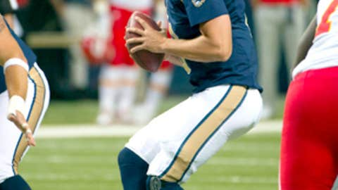 10. Sam Bradford could be back, after all