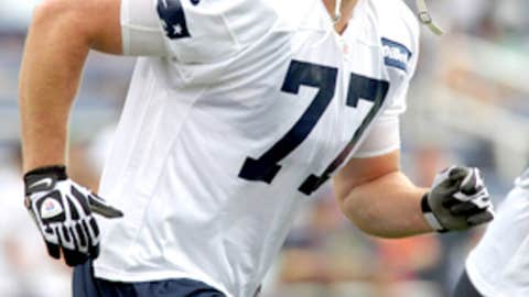 New England: How will the offensive line come together?