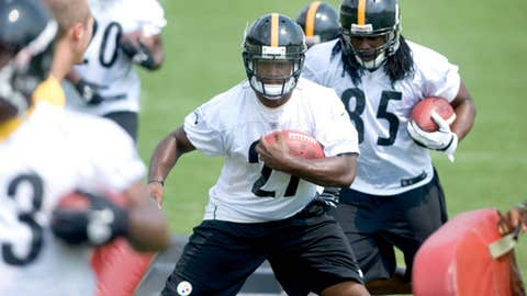 Pittsburgh: Who will carry the running game?