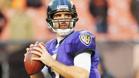 Joe Flacco, QB, Ravens