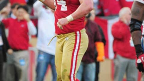 Justin Smith, DE, 49ers