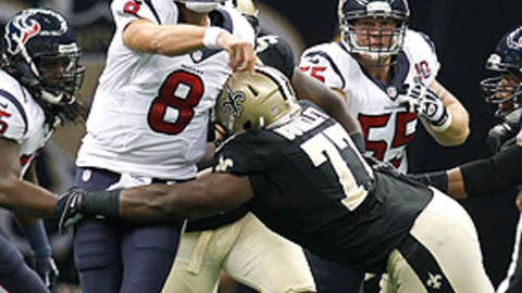 3. The Houston Texans should be even better in 2012 than they were in 2011