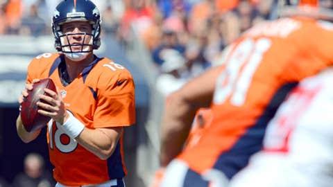Peyton Manning, QB, Denver