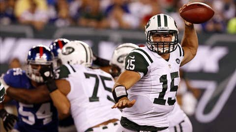 The Jets' Tebow-led wildcat package