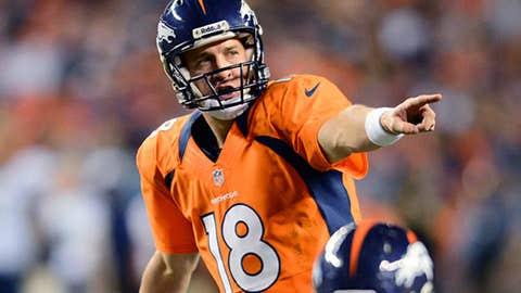 "Peyton Manning enjoy the ""Time of Your Life"""