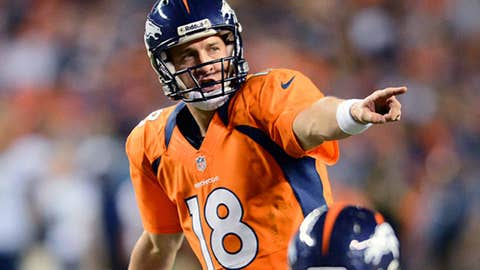 "Peyton Manning enjoy the ""Time of Your Life"""