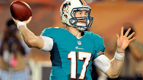 "Ryan Tannehill begins to think ""Wake Me Up When September Ends"""