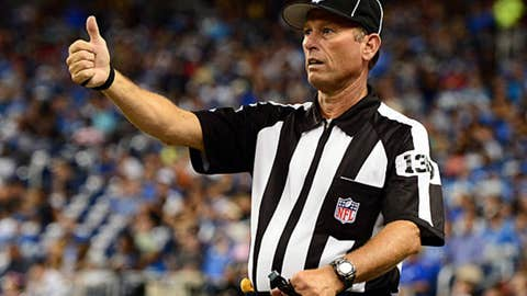 "NFL officials sing ""I Fought the Law"" and the …"
