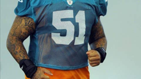 Miami: Center Mike Pouncey