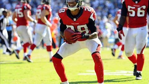 Atlanta: Running back Jacquizz Rodgers