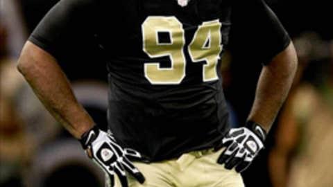 New Orleans: Defensive end Cameron Jordan