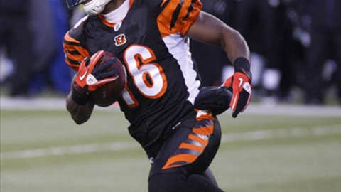 Cincinnati: Wide receiver Andrew Hawkins