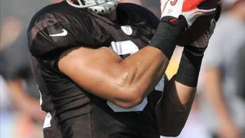 Cleveland: Tight end Jordan Cameron
