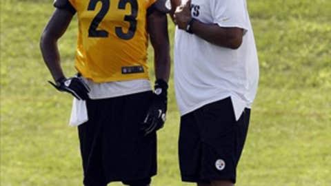 Pittsburgh: Cornerback Keenan Lewis