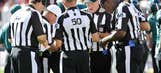 NFL replacement officials' follies