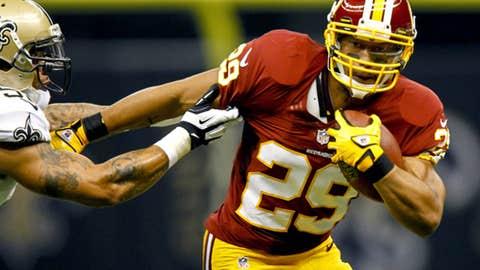 Roy Helu Jr., RB, Redskins