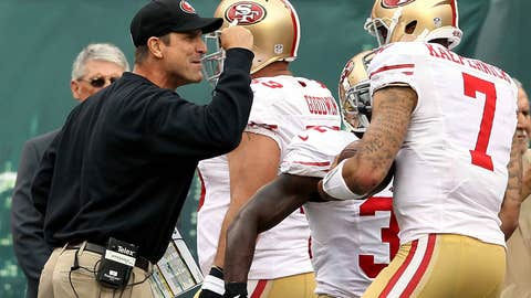 The 49ers have more than a few offensive tricks in their bag