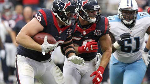 The Texans D conjures memories of the 2000 Ravens