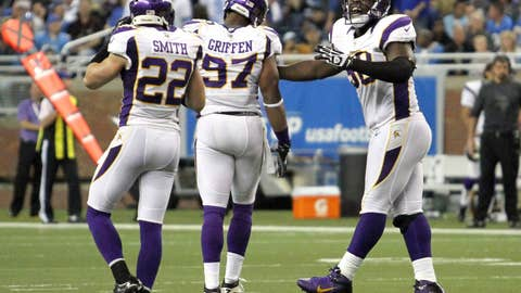 The Vikings' defense will keep them in the playoff hunt all season long