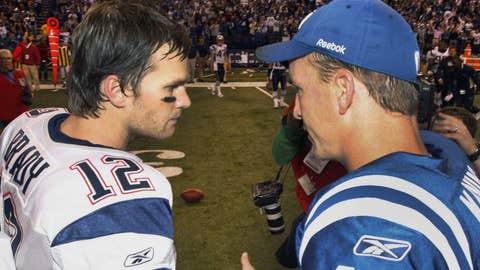 Brady vs. Manning XIII
