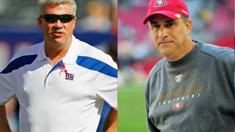 New York Giants at San Francisco 49ers (Sunday, 4:25 p.m. ET, FOX)