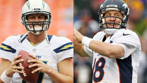 Denver Broncos at San Diego Chargers (Monday, 8:30 p.m. ET, ESPN)