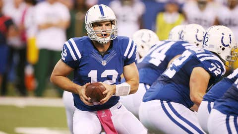 Indianapolis Colts at New York Jets (Sunday, 1 p.m. ET, CBS)