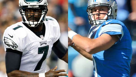 Detroit Lions at Philadelphia Eagles (Sunday, 1 p.m. ET, FOX)