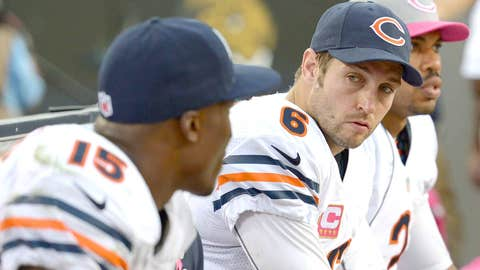 Cutler's on national TV again. Cue up the 'petulant' narrative.