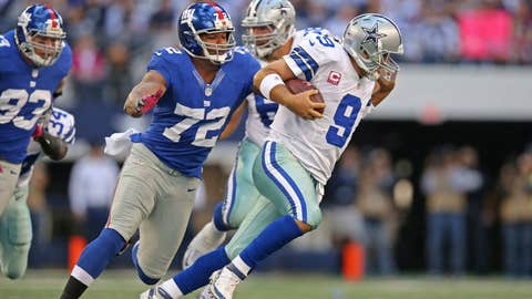 Face it — the Giants just own the Cowboys in Jerry World