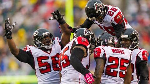 Atlanta's doing unprecedented things this season. Does it matter?