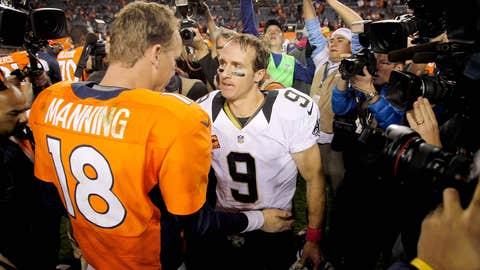 Peyton's good at football, better at keepaway