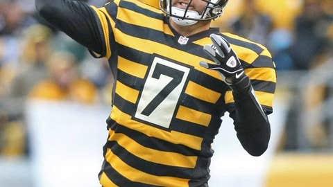 Pittsburgh (4-3): B-
