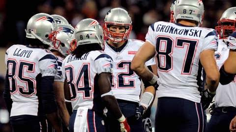 New England Patriots (5-3): B