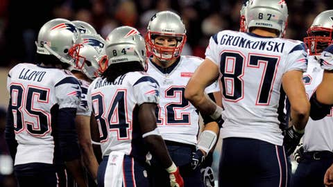 New England Patriots (5-3): B