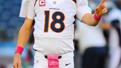 Denver Broncos at Cincinnati Bengals (Sunday, 1 p.m. ET, CBS)