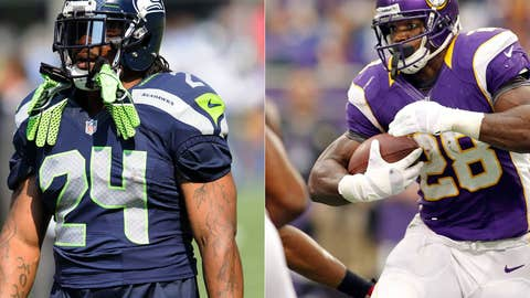 Minnesota Vikings at Seattle Seahawks (Sunday, 4:05 p.m. ET, FOX)