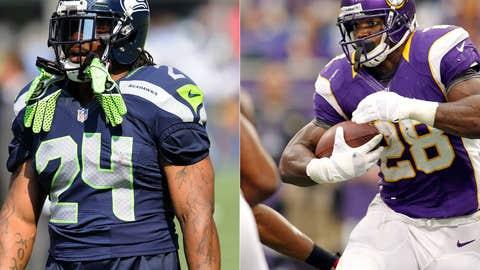 Minnesota Vikings at Seattle Seahawks (Sunday, 4:05 p.m. ET, FOX)