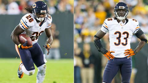 Chicago Bears at Tennessee Titans (Sunday, 1 p.m. ET, FOX)