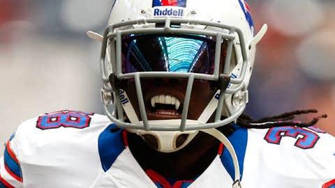 Image: Buffalo Bills fullback Corey McIntyre (© Thomas Campbell/US Presswire)