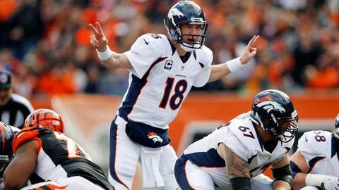Broncos own the fourth quarter