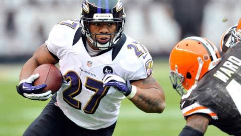 Nobody backs Baltimore into a corner