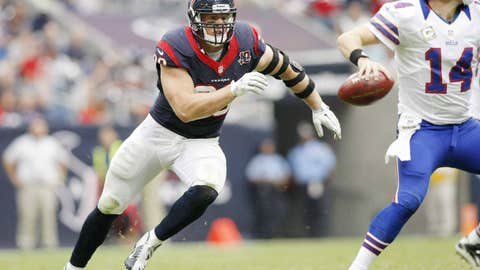 AFC South: Houston (7-1)