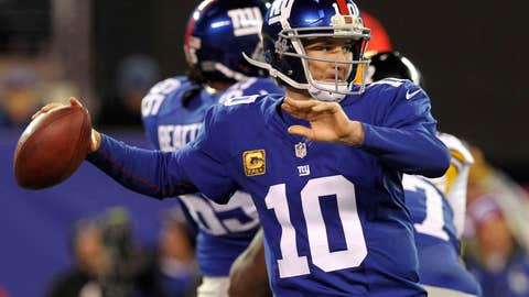New York Giants (6-3)